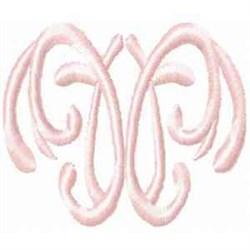 FSL Fancy Swirl embroidery design