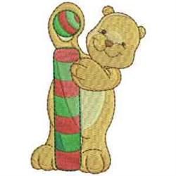 Teddy Alphabet i embroidery design