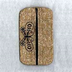 Zipper Tissue Case embroidery design