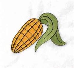 Ear Of Corn embroidery design