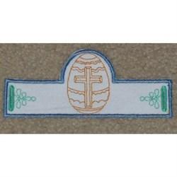 Egg Holder embroidery design