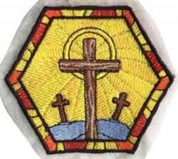 FSL Religioius Bowl embroidery design