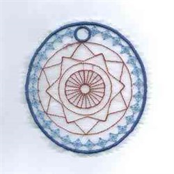 Star Catcher embroidery design