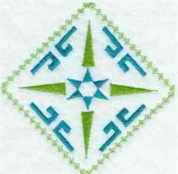 Diamond Pattern embroidery design