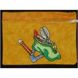 School Tools Bag embroidery design