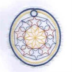Star Catcher embroidery design