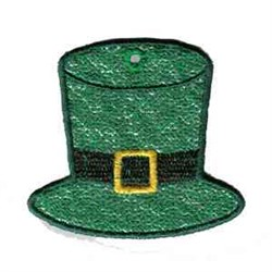Irish Hat embroidery design
