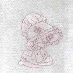 realisticrwbonnet_004 embroidery design