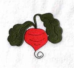 Sugar Beet embroidery design