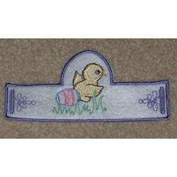 Easter Egg Holder embroidery design