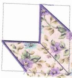 Quilt Applique embroidery design