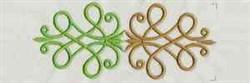 Linen Elegant Border embroidery design