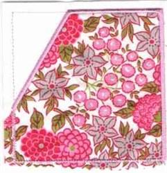 Applique Block embroidery design