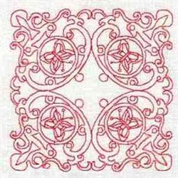 RW Butterlfy Block embroidery design