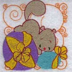 easterblock 004 embroidery design