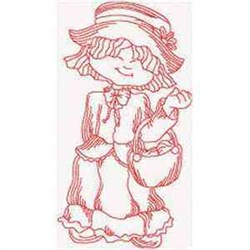 jngirly 3 embroidery design