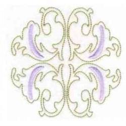 Decorative Quilt Block embroidery design