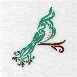 Art Deco Birds embroidery design