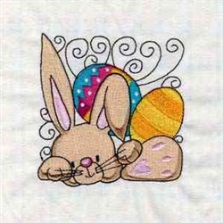 Easter  Blocks embroidery design