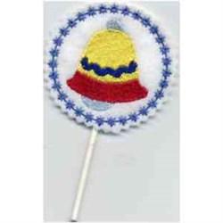 Lollipop Craft embroidery design