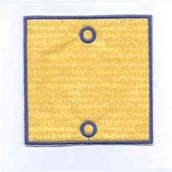 Forever Fluttering Windsock embroidery design