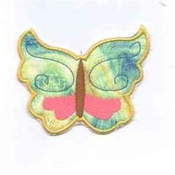Forever Fluttering Butterfliy embroidery design