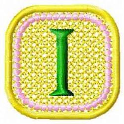 FSL Spring Banner I embroidery design