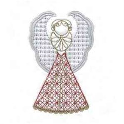 Pretty Angels embroidery design