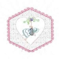 Sunbonnet Quilts embroidery design