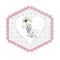 Sunbonnet  Blocks embroidery design