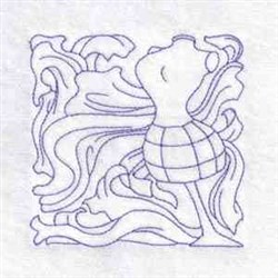 RW Sewing Block embroidery design