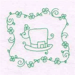 Irish Quilt Blocks embroidery design
