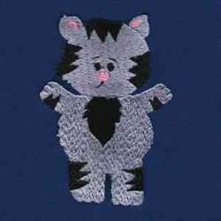 Little Kittens embroidery design