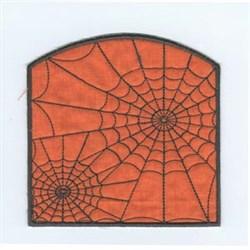 Halloween Bag embroidery design