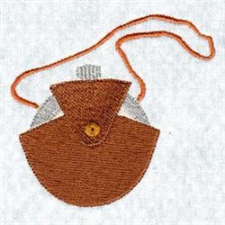 Camping Canteen embroidery design
