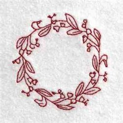 Jar Lid Blossoms embroidery design