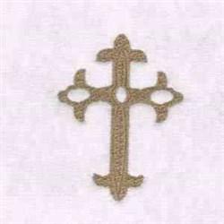 Communion Cross embroidery design