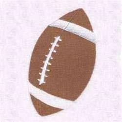 Nursery Football embroidery design