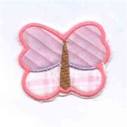 Craft Butterfly Bug embroidery design
