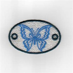 FSL Butterfly Hair embroidery design