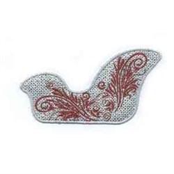 FSL Sleigh Side embroidery design