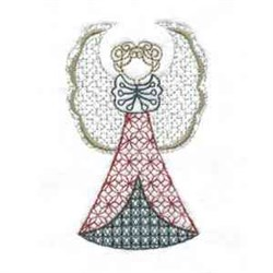 Beautiful Fairy Gown embroidery design