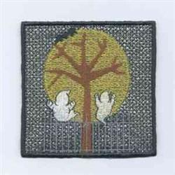halloweencandlewrap_tree embroidery design