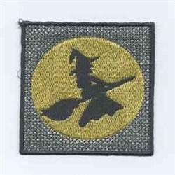 halloweencandlewrap_witch embroidery design