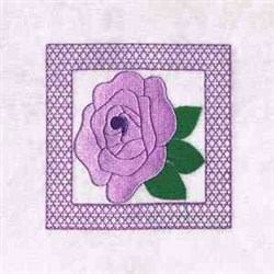Spring Flower Lace   embroidery design