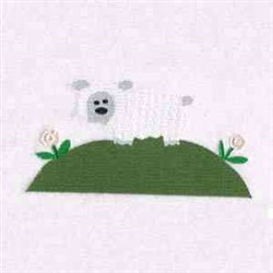 Little Sheep embroidery design