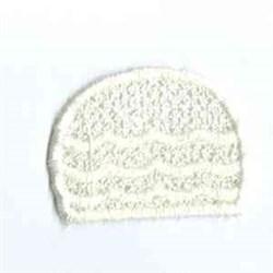 Owl Tealight embroidery design