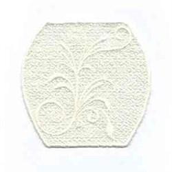Snowman Lite embroidery design