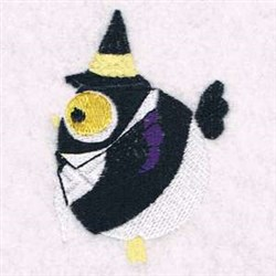 Whoooami embroidery design