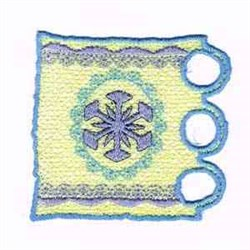 Wincan Wrap Sides embroidery design